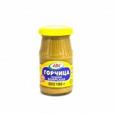 Горчица Боярская 0,160